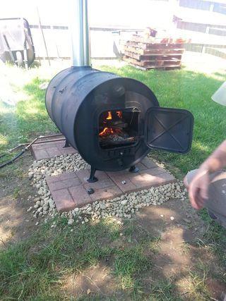 25 Unique 55 Gallon Steel Drum Ideas On Pinterest 55