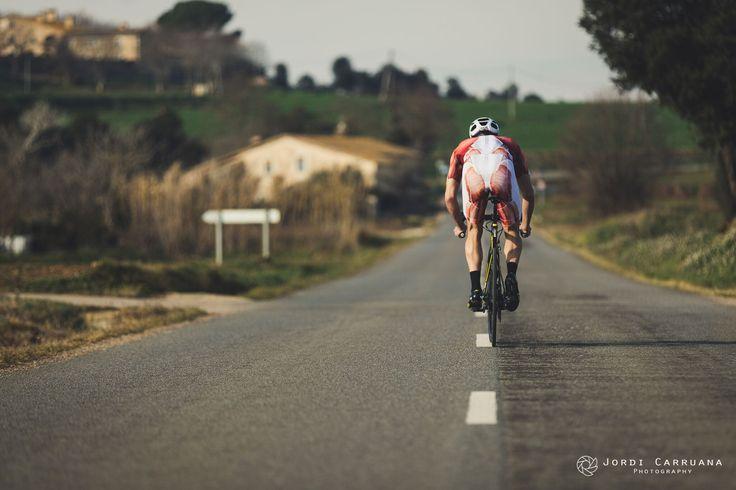 https://flic.kr/p/RJLSmL | cycling kit | Photo by Jordi Carruana model: Arnau M. cycling kit: muscleskinsuit.com