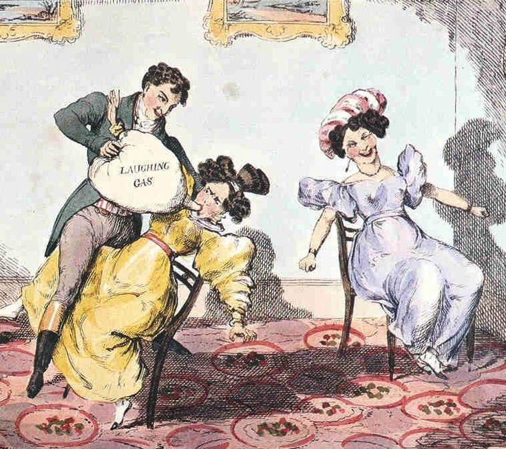 "I didn't invent the nitrous oxide parties, trust me. ""O, Excellent Air Bag"": Humphry Davy and Nitrous Oxide 