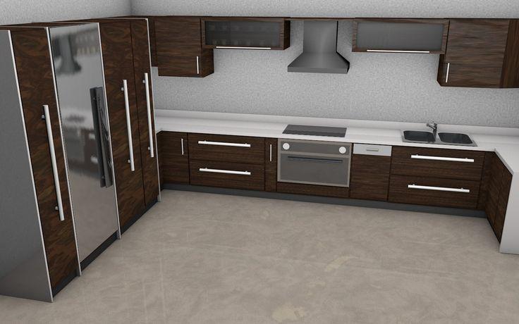 3D Design - Κουζίνα