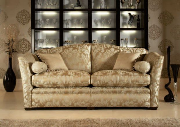 21 best the classic collection images on pinterest parker knoll canapes and couches for Coordinating fabrics for living room