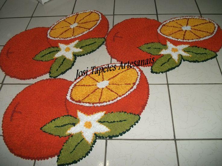 Artesanato Ponto Russo ~ +25 melhores ideias sobre Tapetes Artesanais no Pinterest Tutorial de tapete de crochet de