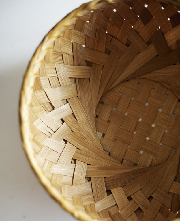 Rattan Basket Weaving Patterns : Best wicker basket weave images on