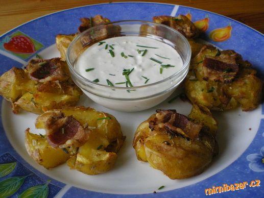 brambory s nivou