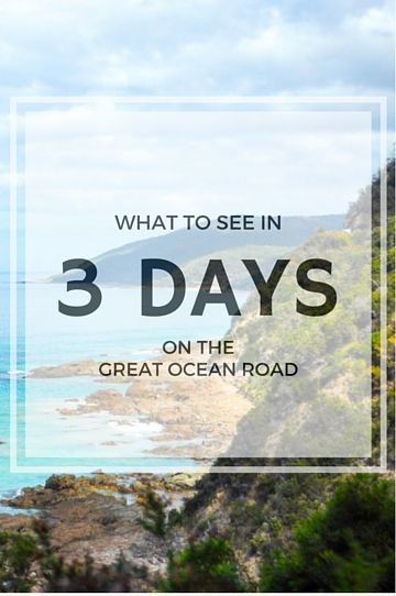 With two winding lanes that curl between crashing waves, lush orange cliffs and heartachingly scenic seaside towns, Australia's Great Ocean Road was made for sublime road tripping.