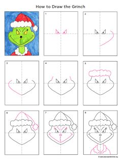 Mrs. Samuelson's Swamp Frogs: Gearing Up for Grinch Day 2013 ~ Second Grade Style!