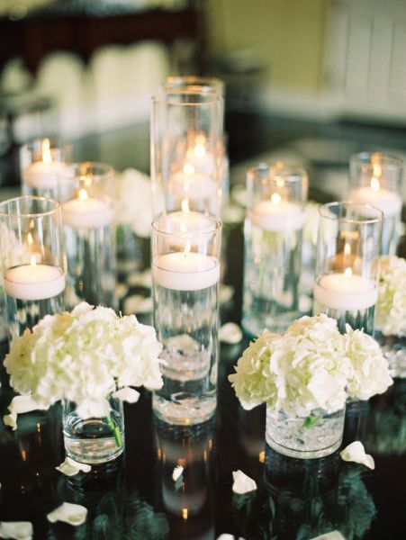 Los 60 centros de mesa para bodas 2016 más impresionantes: ¡Enamórate de todos! Image: 38