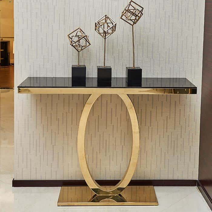 How To Dress A Console Table Home Decor Interior Console