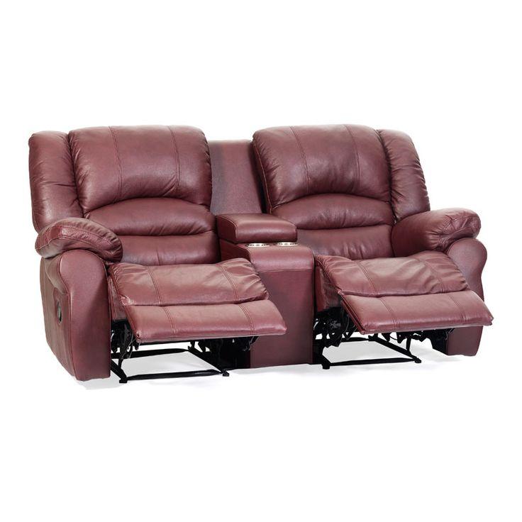Baltimore 2 Seater Home Theatre - Discount Lounge Centre