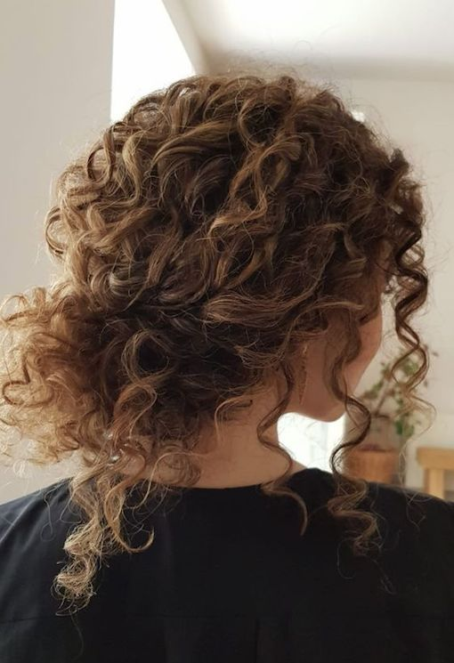 How to care for curly hair. 50 styles of sexy and sexy hairstyles Hairstyles with curly hair are fashionable, and this is a relief for ...