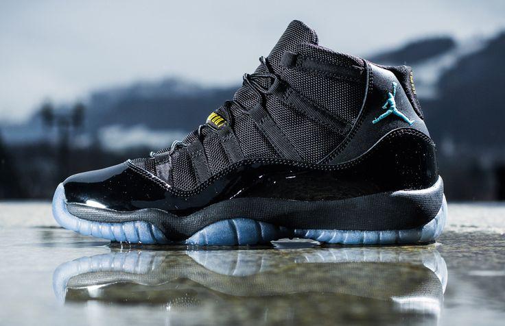 "Releasing: Air Jordan 11 Retro ""Gamma Blue"""