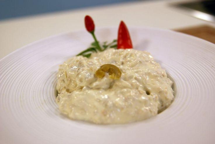 Patê de Tomate Seco e Azeitonas | Receitas | Dia Dia