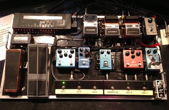 steve lukather 39 s pedalboard 2013 pedalboards pinterest see more best ideas about. Black Bedroom Furniture Sets. Home Design Ideas