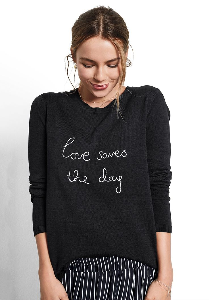 Love Saves The Day Jumper