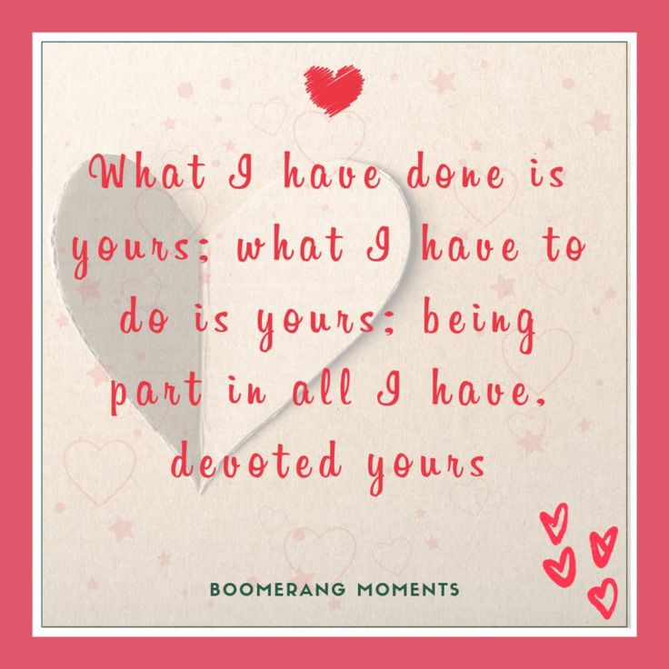 short love quote with hearts | Love yourself quotes, Be ...