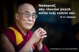 Dalajlama - nedopusť, ...