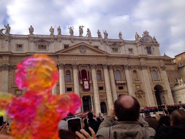 Vanesa Roman: Spoony en el Vaticano - Spoony at The Vatican