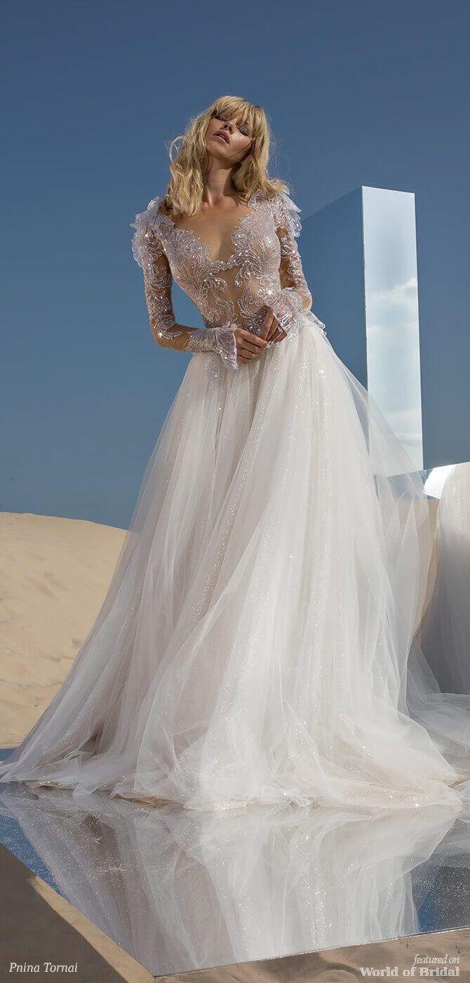 7fd9f8858e7 ... Fragile by Pnina Tornai 2018 Wedding Dresses  Pninatornai  Wedding Inspiration  ...