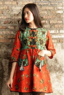 lookbook - Batik Amarillis