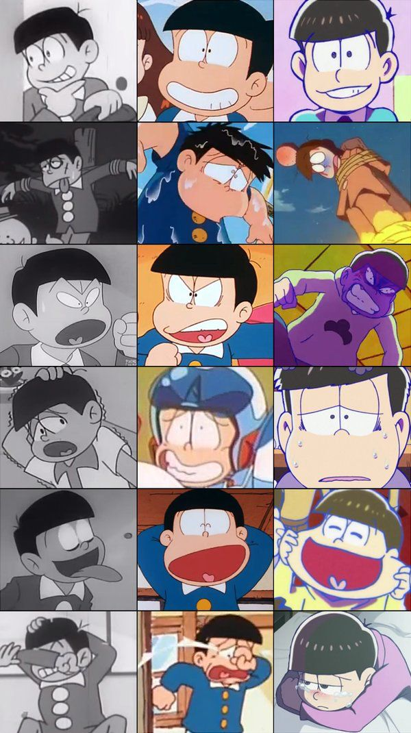 when karamatsu was crucified on three non-consecutive occasions