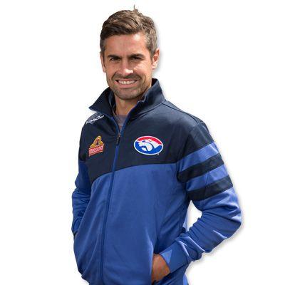 2014 Western Bulldogs Travel Jacket $119.95
