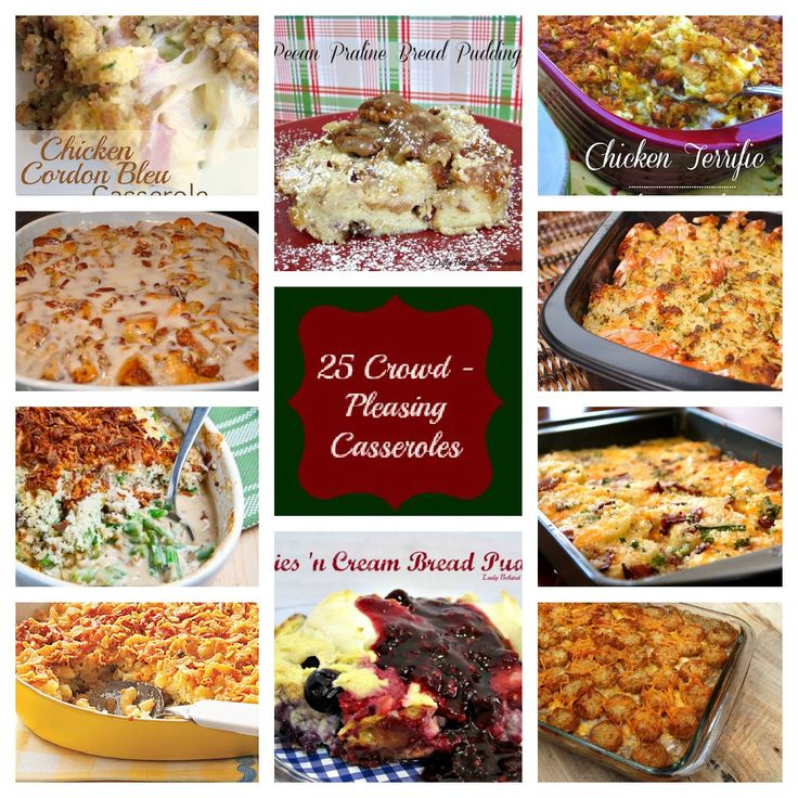 123 Best CASSEROLES OF ALL TYPES Images On Pinterest
