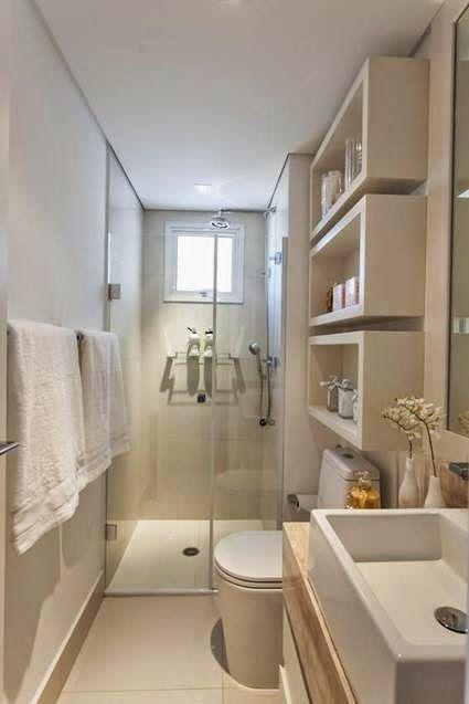 casas de banho pequenas - Pesquisa Google