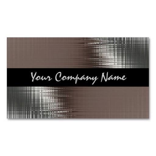 264 best silver metallic business cards images on pinterest cool metal look on black business cards reheart Choice Image