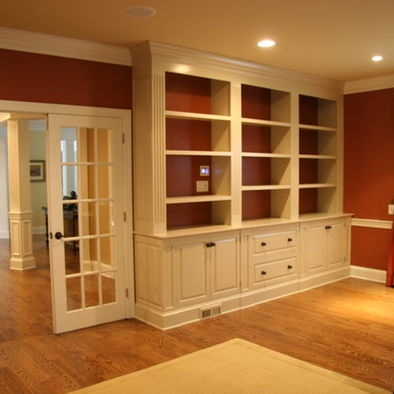 office bookshelves designs. Traditional Home Office Design, Pictures, Remodel, Decor And Ideas - Page 24 Bookshelves Designs