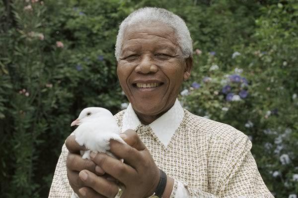 FRASES DE NELSON MANDELA --