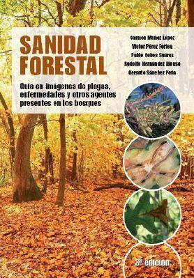 Sanidad forestalguia en imagenes de plagas, enfermedad es y otros agentes presentes en los bosques.