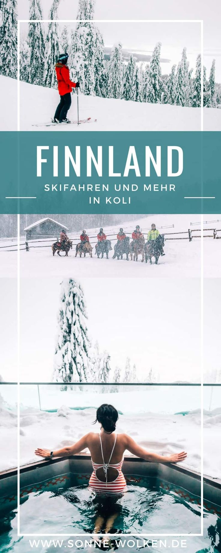 Koli – Skifahren & mehr in Finnlands schönstem Nationalpark