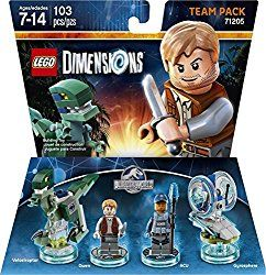 If you love Legos and video games, you and your family will love Lego Dimensions.