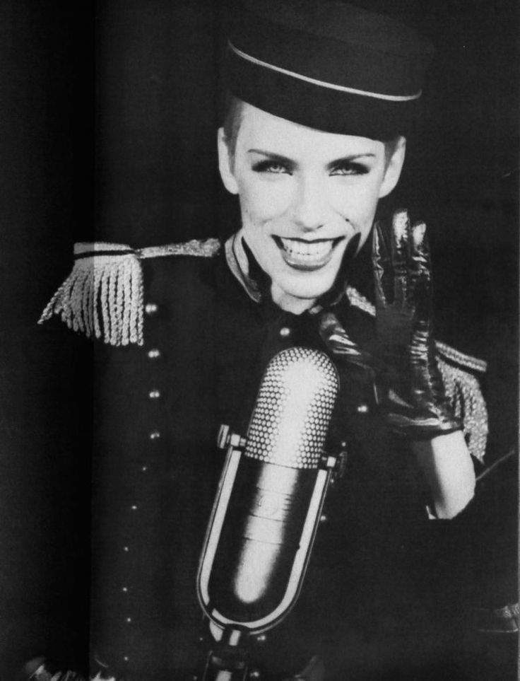 On the eve of her latest album, shape-shifting anti-diva Annie Lennox discusses the finer points of turning performance into art. - ANNIE LENNOX IN NOVEMBER 1983. ORIGINAL PHOTOGRAPHY: BRADFORD BRANSON. MAGAZINE PHOTOGRAPHY: IAN CRANE.