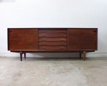 Brazilian Rosewood Danish Sideboard - The Vintage Shop
