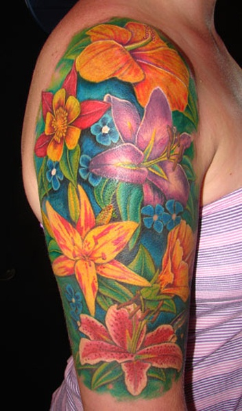 Imagine Artistry - The Art and Tattoos of Andrew Sussman