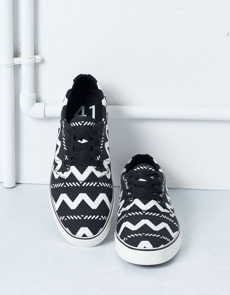 Bershka Japan - Men's wave sneakers