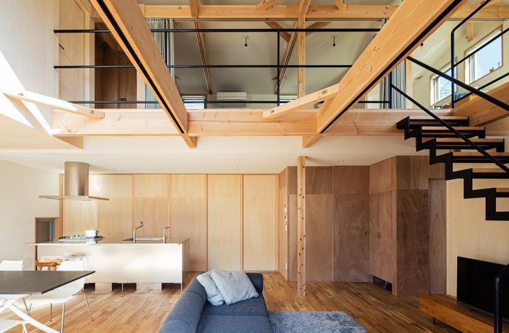 Gallery of S-House / Coil Kazuteru Matumura Architects - 24