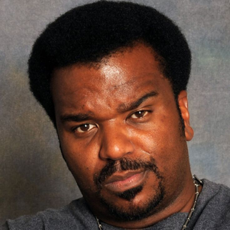 Head to Biography.com for more on Craig Robinson, the actor and comic best known for his roles on <i>The Office</i> and in films like <i>Hot Tub Time Machine</i>.