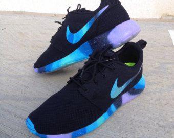 Custom Nike Roshe Run Sunset Beach by customsxcario on Etsy. Cheap Nike  Running ShoesWomen ...
