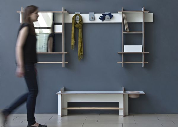 entryway systems furniture. universal modular entryway system f u r n i t e by dovil ivakait via behance systems furniture