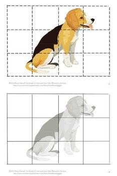 Puzzles help students develop problem solving skills, fine motor skills, and hand eye coordination. Plus, they are fun. Students will enjoy these 15 puzzles that use man's best friend as the theme.  Students cut out puzzle pieces and then paste onto the corresponding page.  Or, if you prefer, laminate them and use them as a regular puzzle that can be worked again and again.