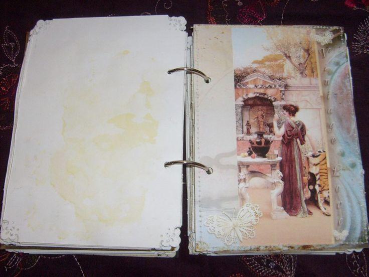 Лето было жарким и влажным. Я путешествола в Дельфах, у подножия южного склона горы Парнас в Фокиде я нашла развалины древнего храма...Немного походив среди камней, мой взгляд привлекла небольшая мраморная плита...Под ней я обнаружила древние свитки и книгу, со старинными листами...Очевидно его спрятала пифия (жрица)…