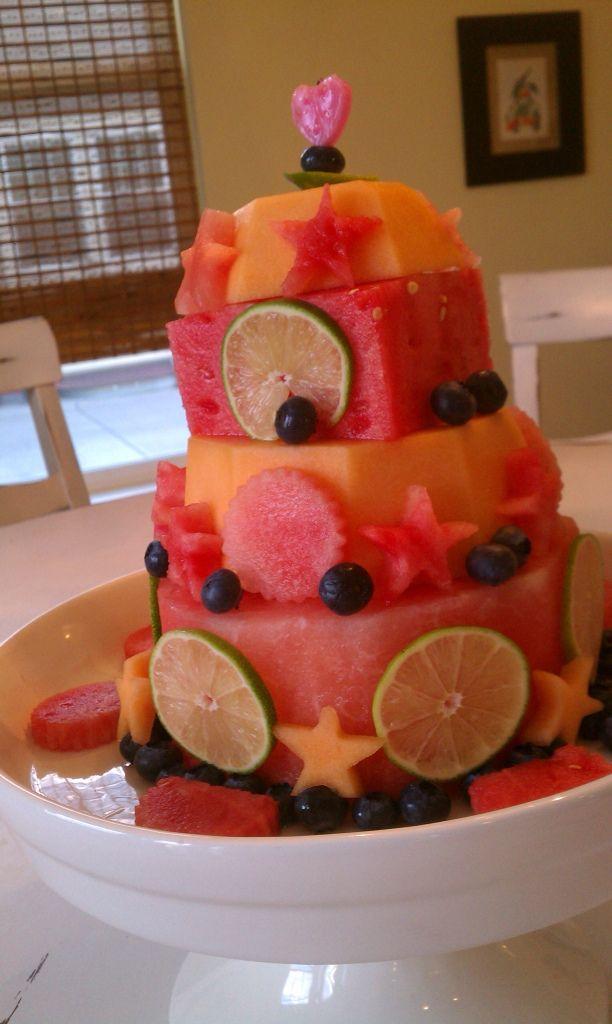 how to make a watermelon cake joke