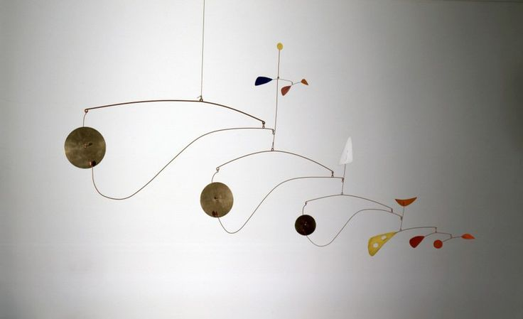 """Londonist on Twitter: """"We found Calder's mobiles at @Tate Modern moving. Except for those which don't move ★★★★ https://t.co/CKs4w30Gmp https://t.co/fgcHLnoOzc"""""""
