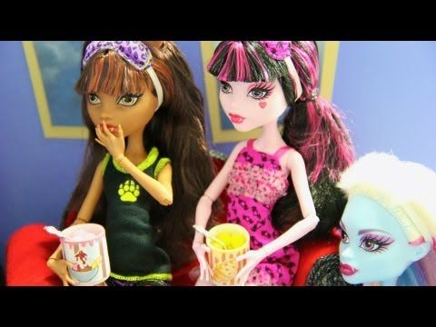 How to Make a Doll Tub of Ice Cream - shows what to use when making for larger dolls such as 18 inch dolls