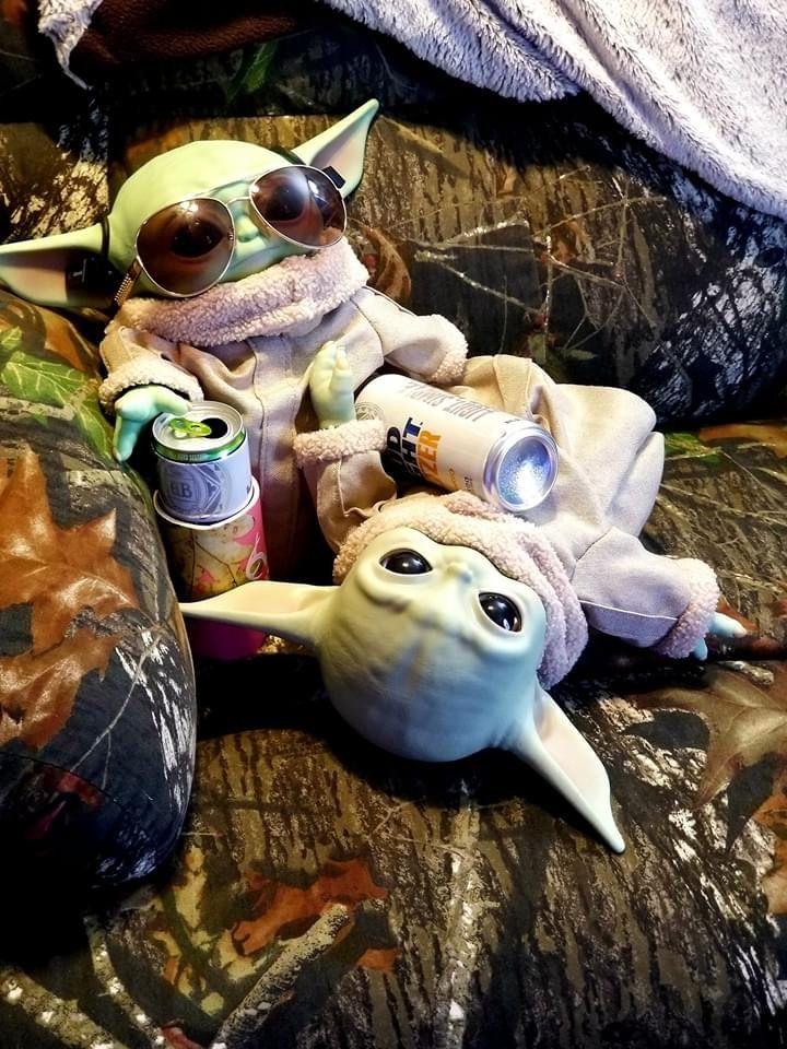 Baby Yoda Posed Yoda Images Funny Star Wars Memes Yoda Funny