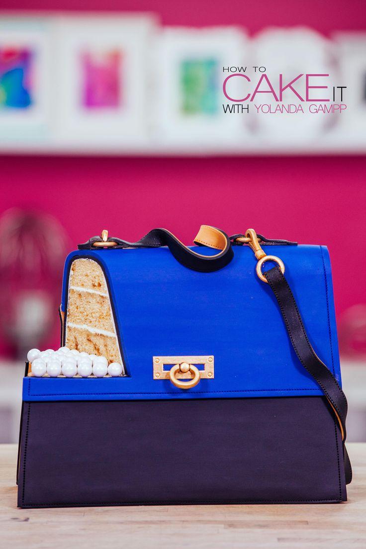 Kate Middleton Handbag Cake Recipe