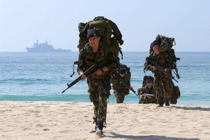 Fuzileiros da Marinha Portuguesa