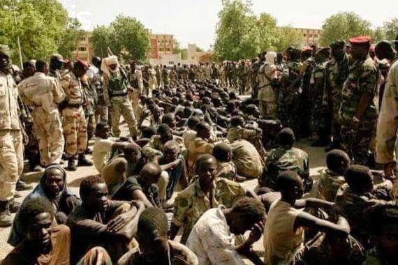 Welcome to Olamilekan Dada's Blog: Boko Haram members captured in Chad